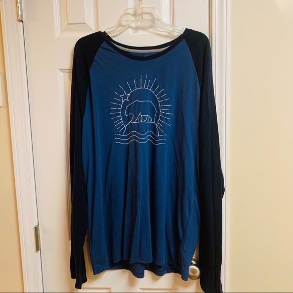 Old Navy Other - Old Navy soft wash California Bear Long Sleeve Tee